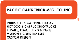 custom food cater truck builder